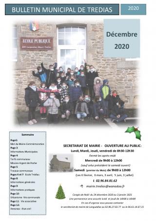 Bulletin décembre 2020